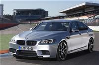 2013 BMW M5 Competition Package image.