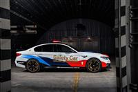 Image of the M5 MotoGPTM Safety Car