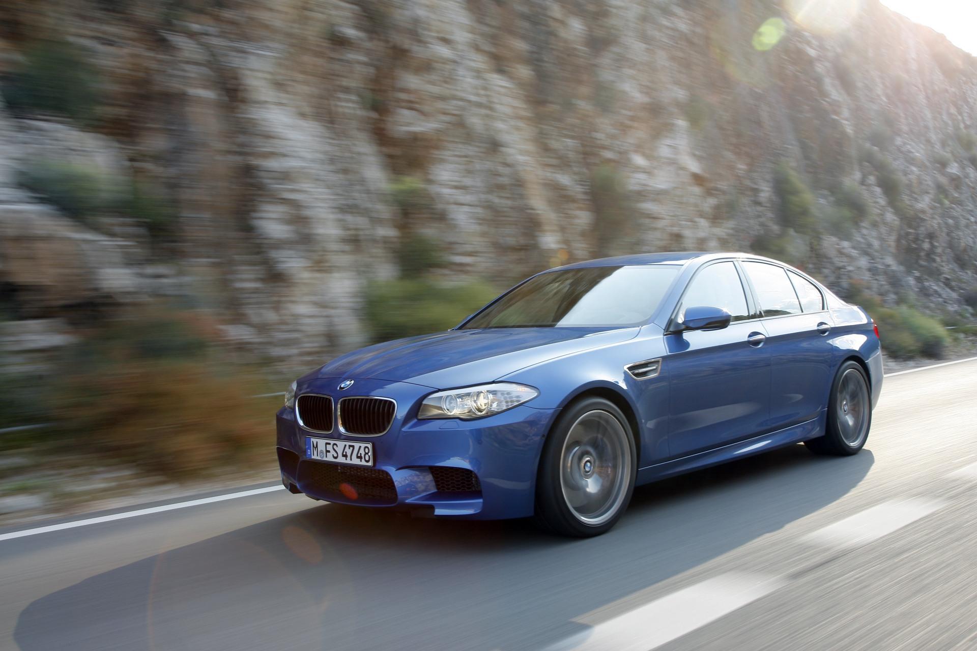 Модельный ряд BMW M5 бесплатно