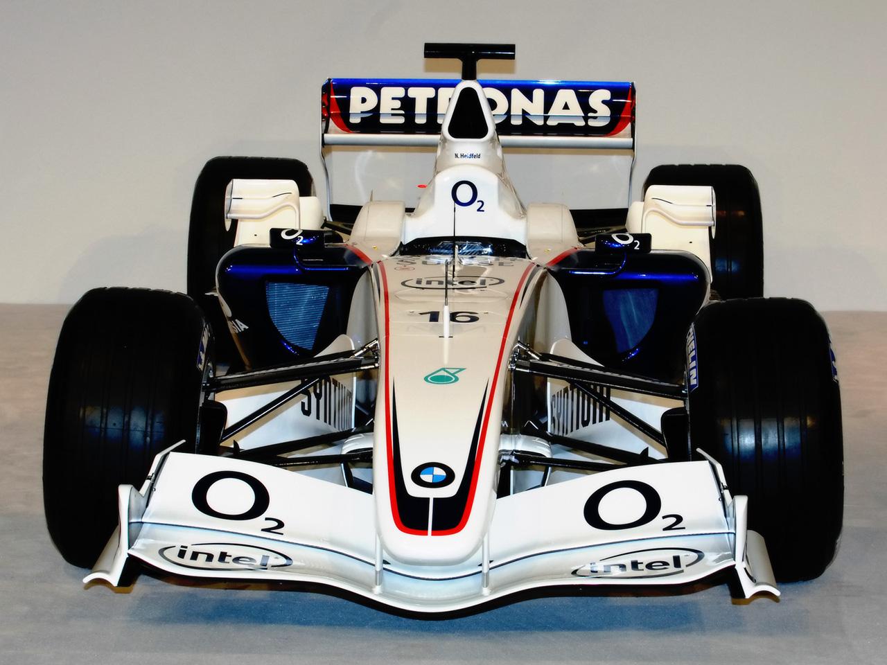 2006 Bmw Sauber F1 F1 06 Image Https Www Conceptcarz