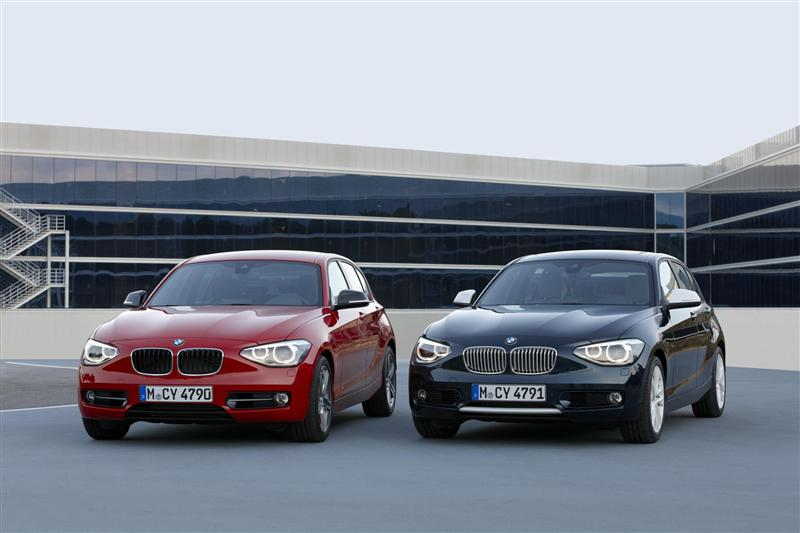 2012 BMW 1-Series Urban Line Image. https://www.conceptcarz.com ...
