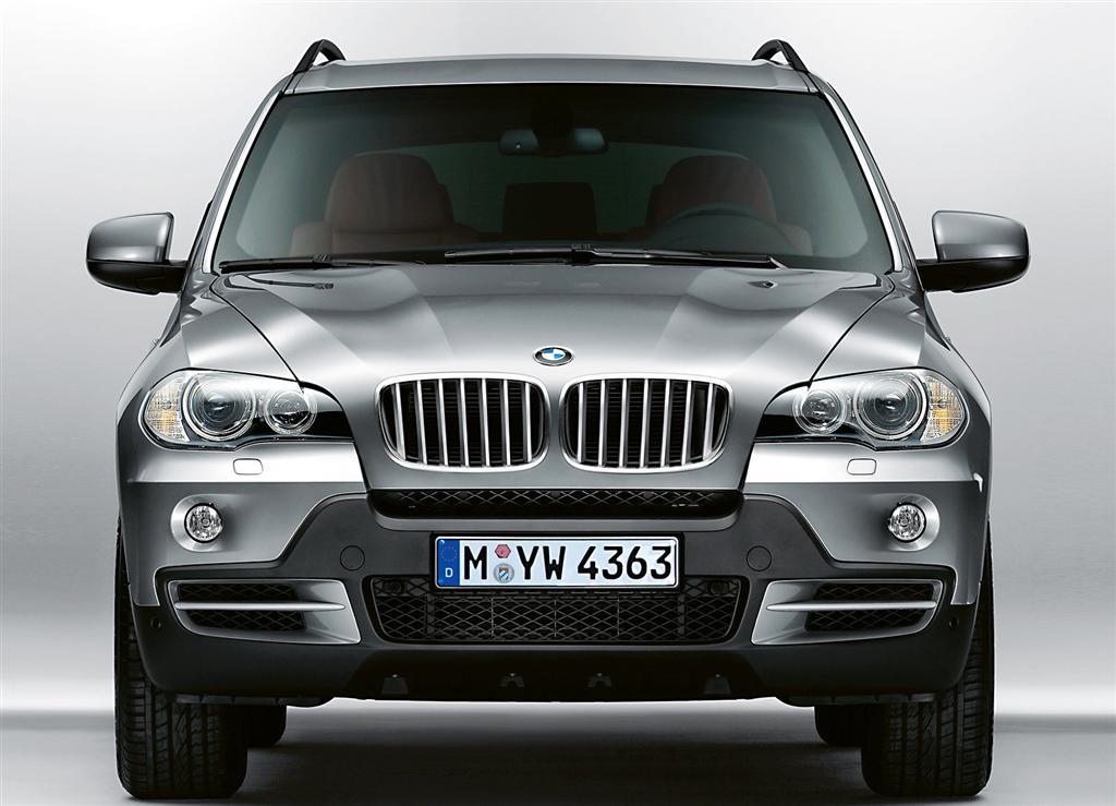 BMW X Security Conceptcarzcom - 2008 bmw price