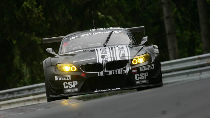 2010 Bmw Z4 Gt3 Image Photo 6 Of 15
