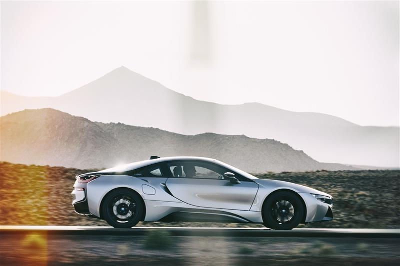 2018 Bmw I8 Coupe Image Photo 5 Of 13