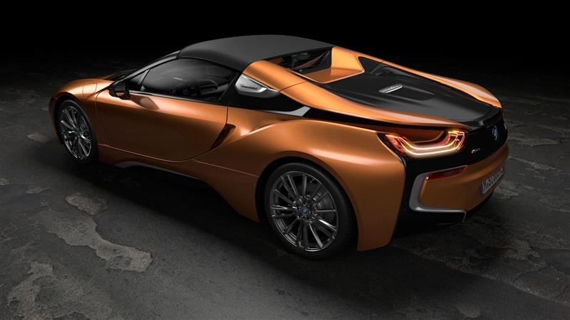 2018 Bmw I8 Roadster Image Photo 6 Of 33