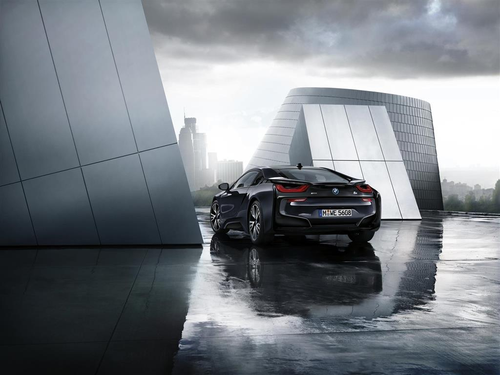 Auction Results And Sales Data For 2016 Bmw I8 Protonic Dark Silver