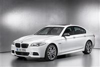 2012 BMW M550d xDrive image.