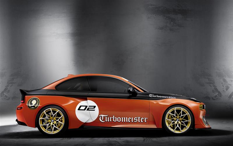 2016 Bmw 2002 Hommage Pebble Beach Concept News And Information