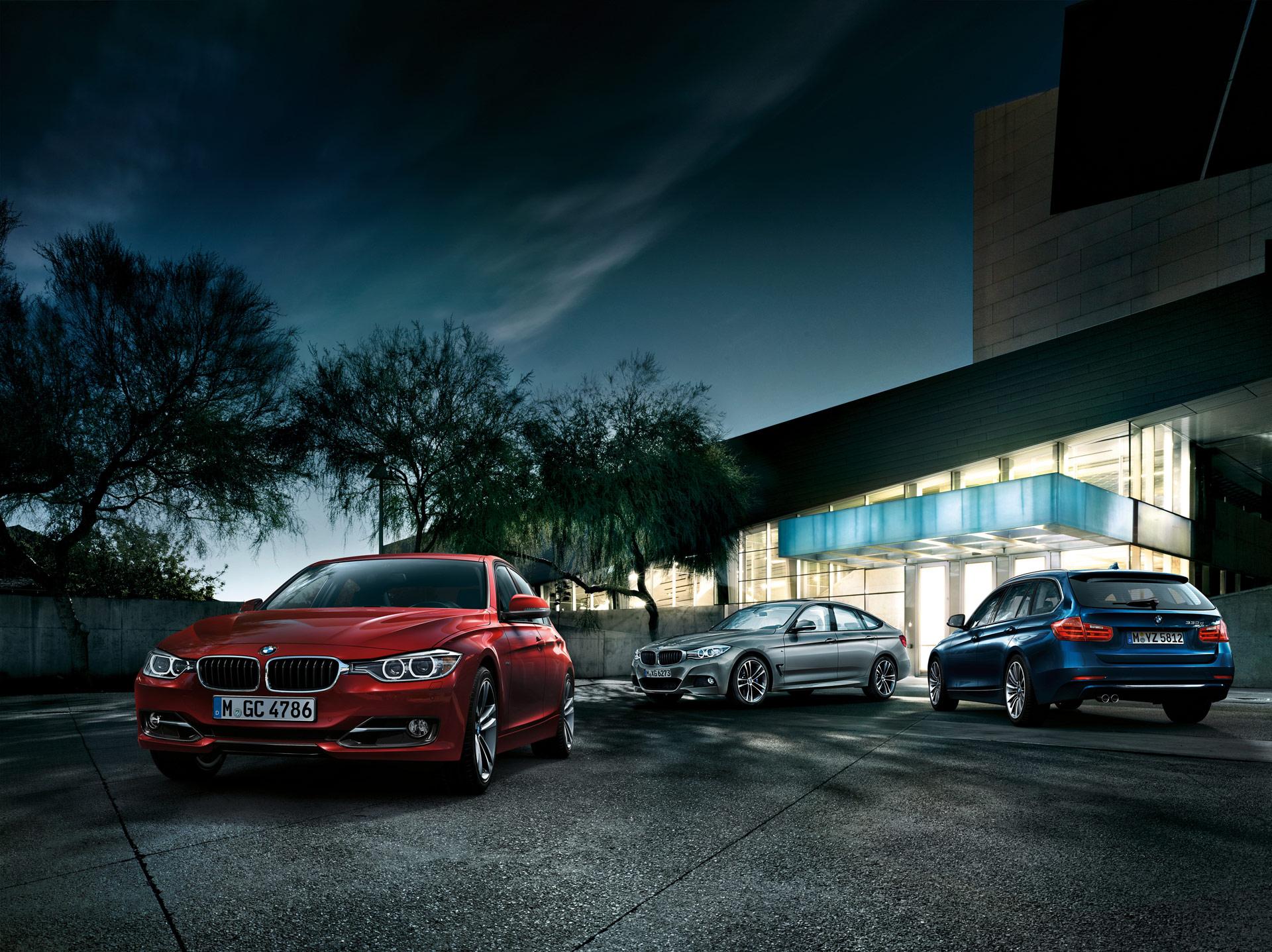 2013 bmw 3 series gran turismo news and information 2014 BMW 320I Black