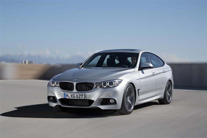 2013 BMW 3 Series Gran Turismo