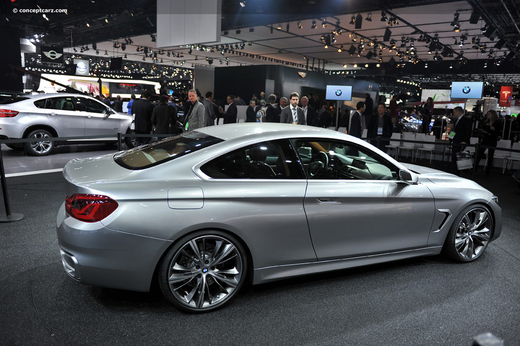 2013 Bmw 4 Series Coupe Concept Image Https Www