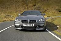 2013 BMW 6 Series Gran Coupe UK Version image.