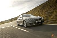 2013 BMW 6 Series Gran Coupe UK Version