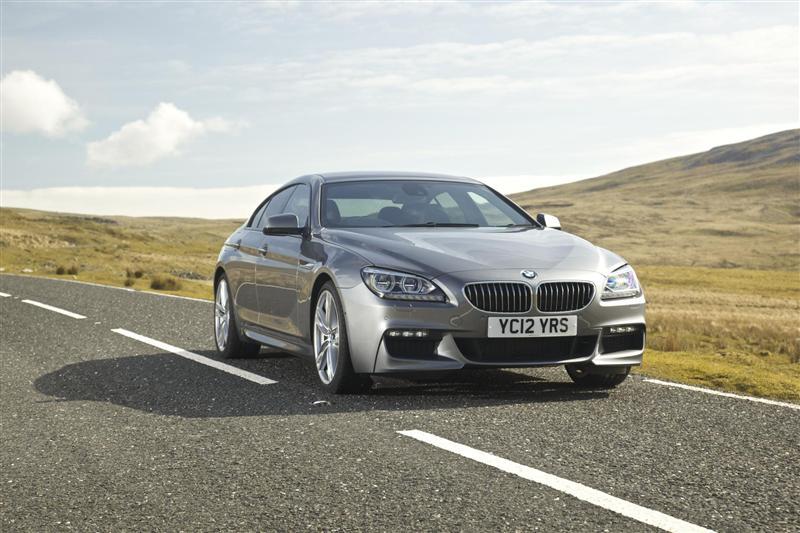 2013 BMW 6 Series Gran Coupe UK Version Image. https://www ...
