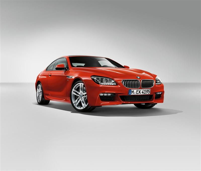 2013 BMW 650i Coupe M Sport Edition