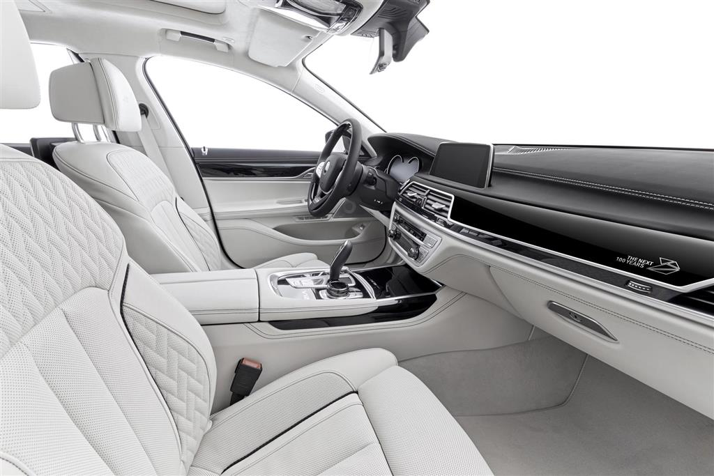 2016 BMW 7 Series THE NEXT 100 YEARS
