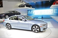2012 BMW ActiveHybrid 3 image.