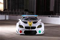 2016 BMW M6 GTLM Art Car image.