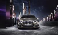 2015 BMW Compact Sedan Concept image.