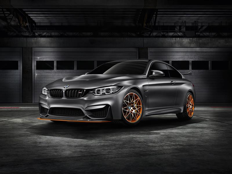 2015 Bmw Concept M4 Gts News And Information Research And History