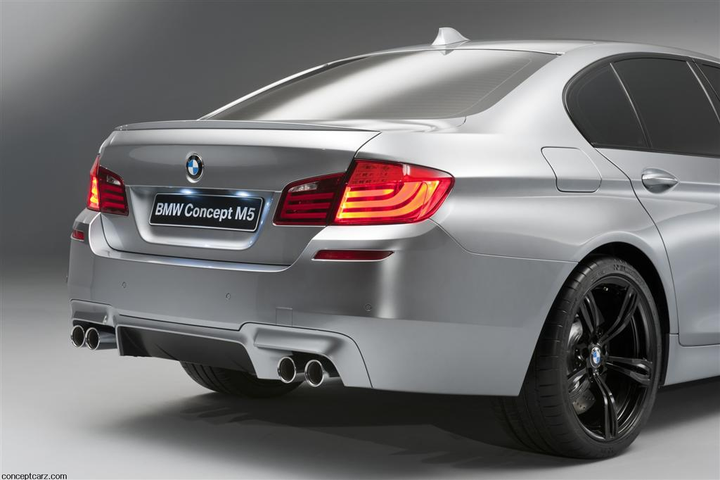 BMW Concept M Pictures News Research Pricing Msrp - 2011 bmw rims