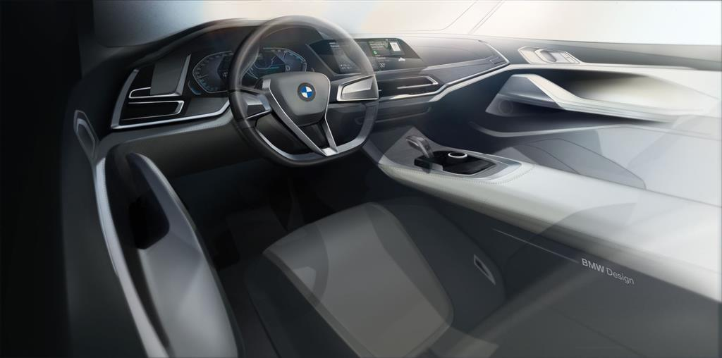 2017 Bmw Concept X7 Iperformance News And Information Research And