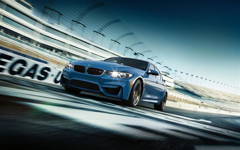 BMW M3 Sedan pictures and wallpaper