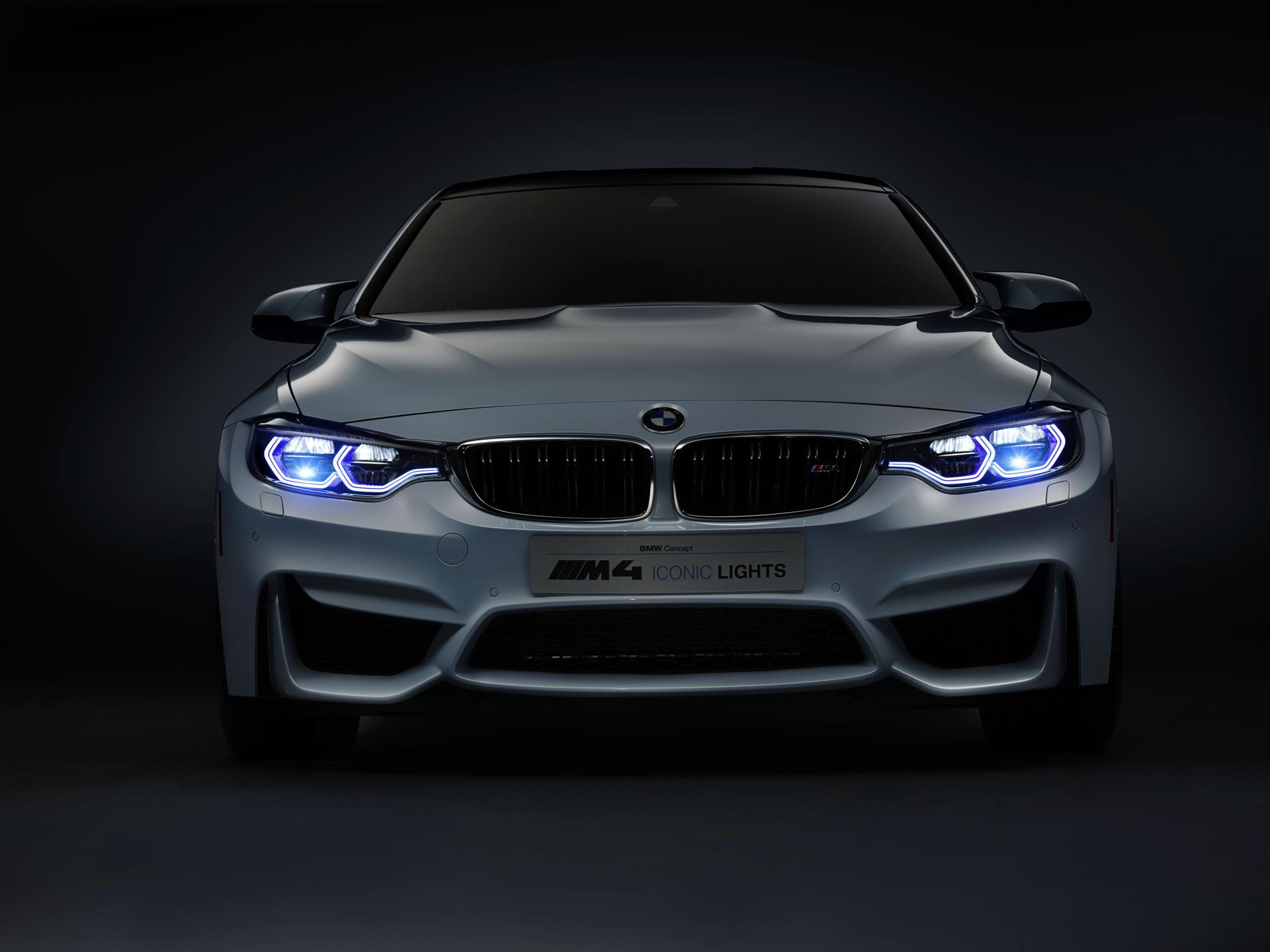 2015 Bmw M4 Concept Iconic Lights Pictures News Research