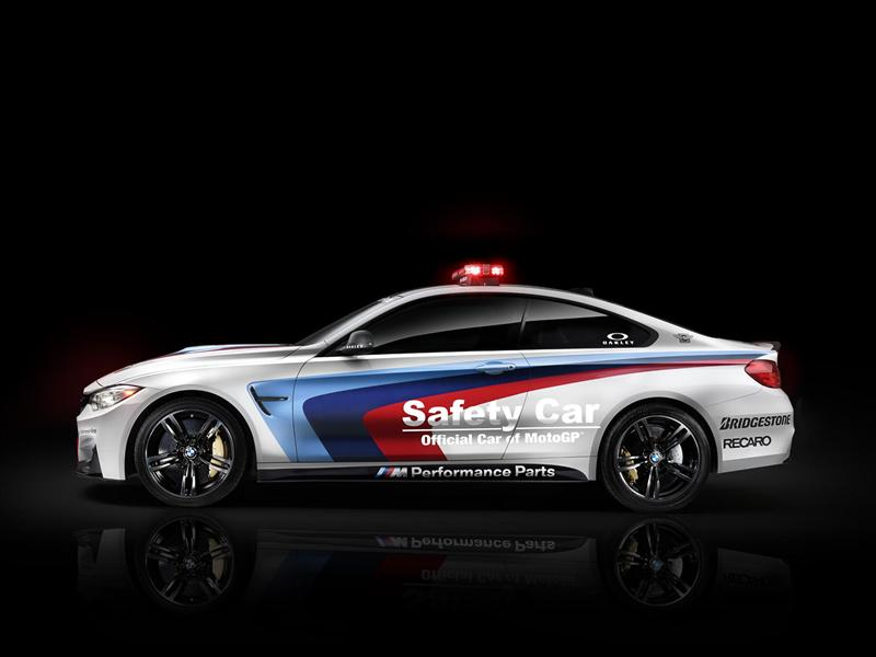 2014 Bmw M4 Coupe Motogp Safety Car Image Photo 8 Of 8