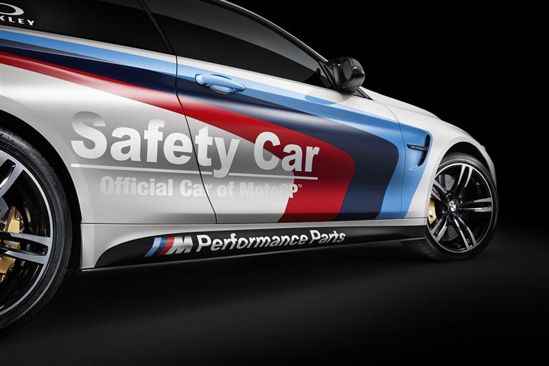 2014 Bmw M4 Coupe Motogp Safety Car Image Photo 3 Of 8