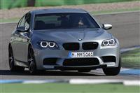 2014 BMW M5 image.