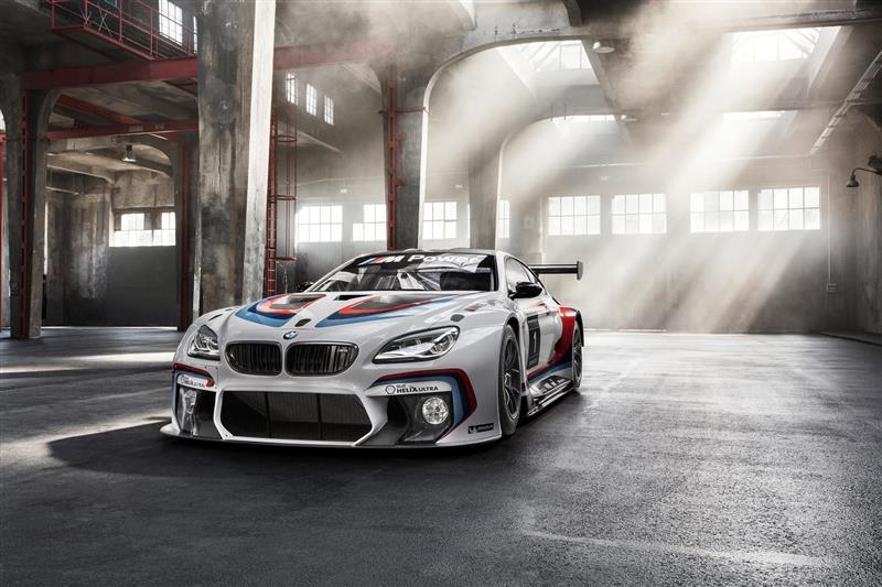 2015 BMW M6 GT3
