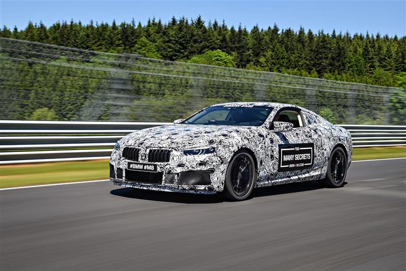 2017 Bmw M8 Prototype Image Photo 1 Of 43