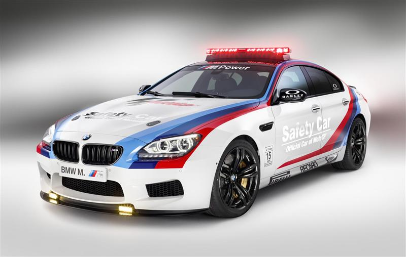 2013 BMW M6 MotoGP Safety Car