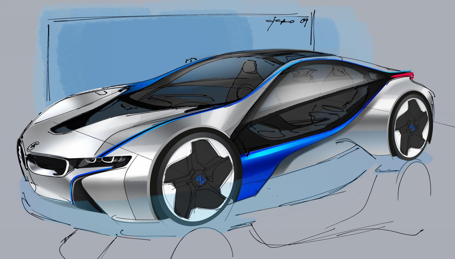 2010 BMW Vision EfficientDynamics Concept News and Information ...