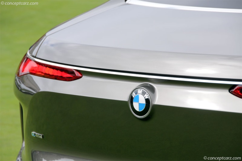 2014 Bmw Vision Future Luxury Concept Image Photo 6 Of 65