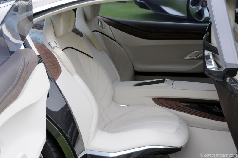 2014 Bmw Vision Future Luxury Concept Image Photo 1 Of 65