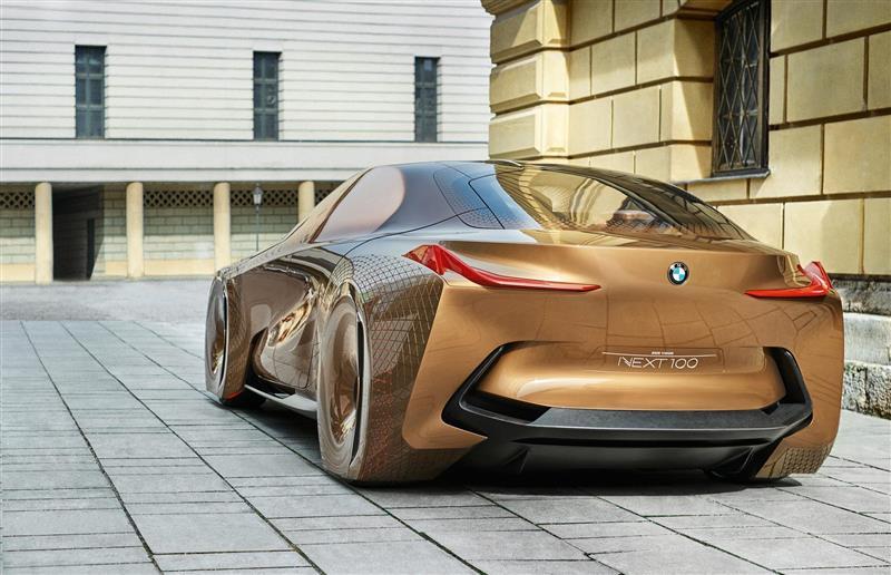 2016 BMW VISION NEXT 100