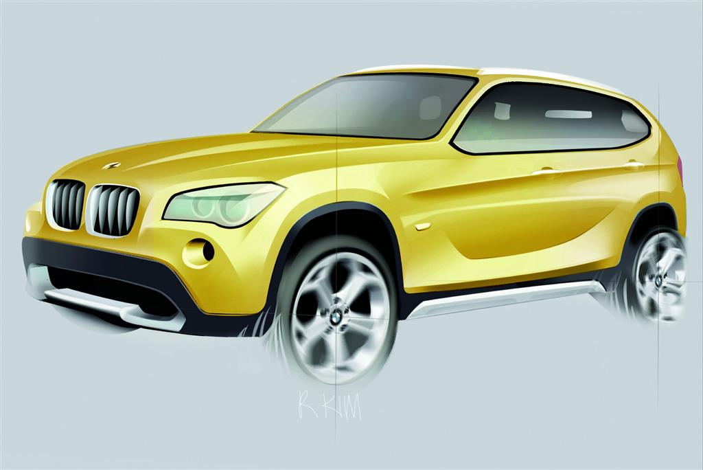 BMW X Concept Pictures News Research Pricing Msrp - 2009 bmw x1