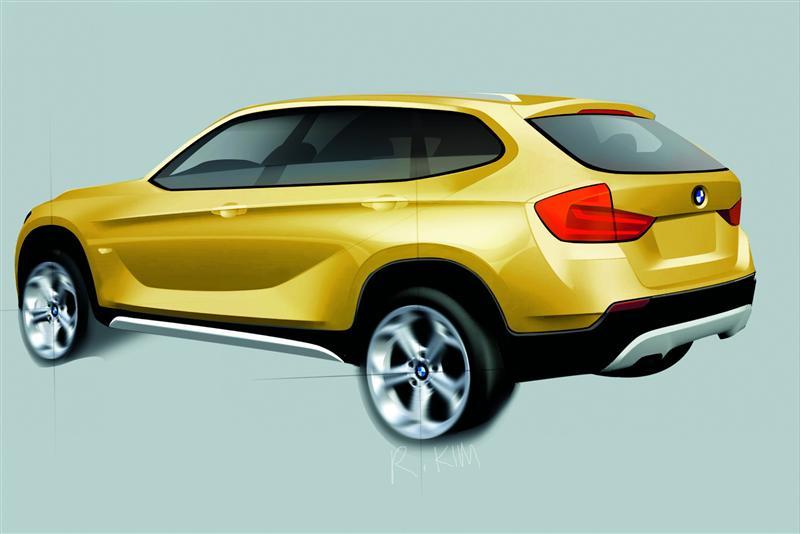 2009 BMW X1 Concept
