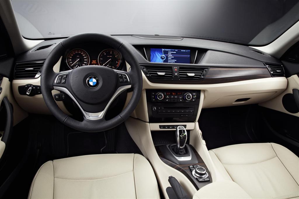 BMW X Conceptcarzcom - 2012 bmw x1