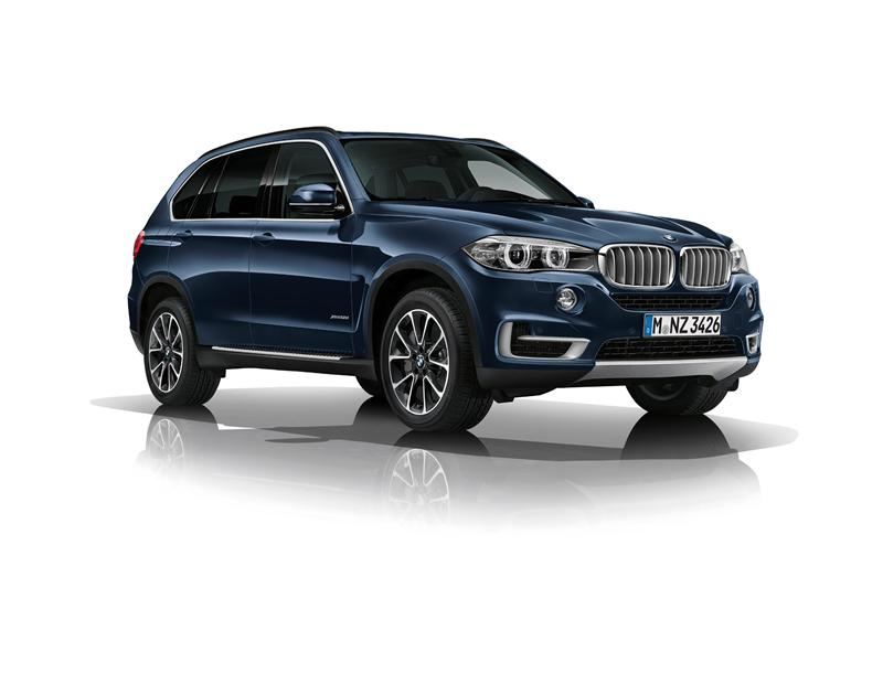 2013 BMW X5 Security Plus Concept