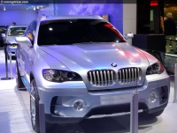 2008 BMW X6 Sports Activity Coupe image.