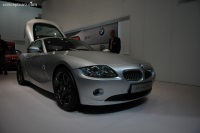 Popular 2006 Z4 Coupé Concept Wallpaper