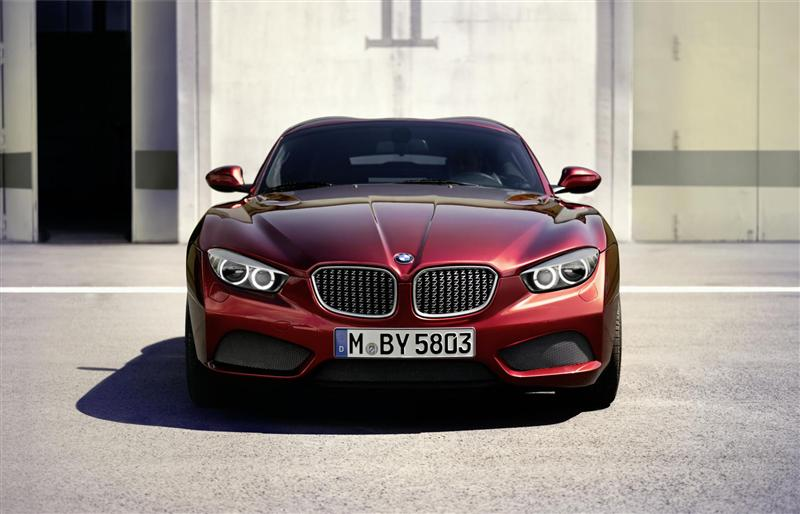 2012 Bmw Zagato Coup News And Information Research And Pricing