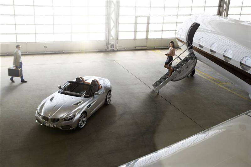2013 Bmw Zagato Roadster News And Information Research And Pricing