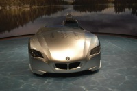 2004 BMW H2R Concept image.