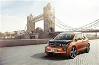 2014 BMW i3 image.