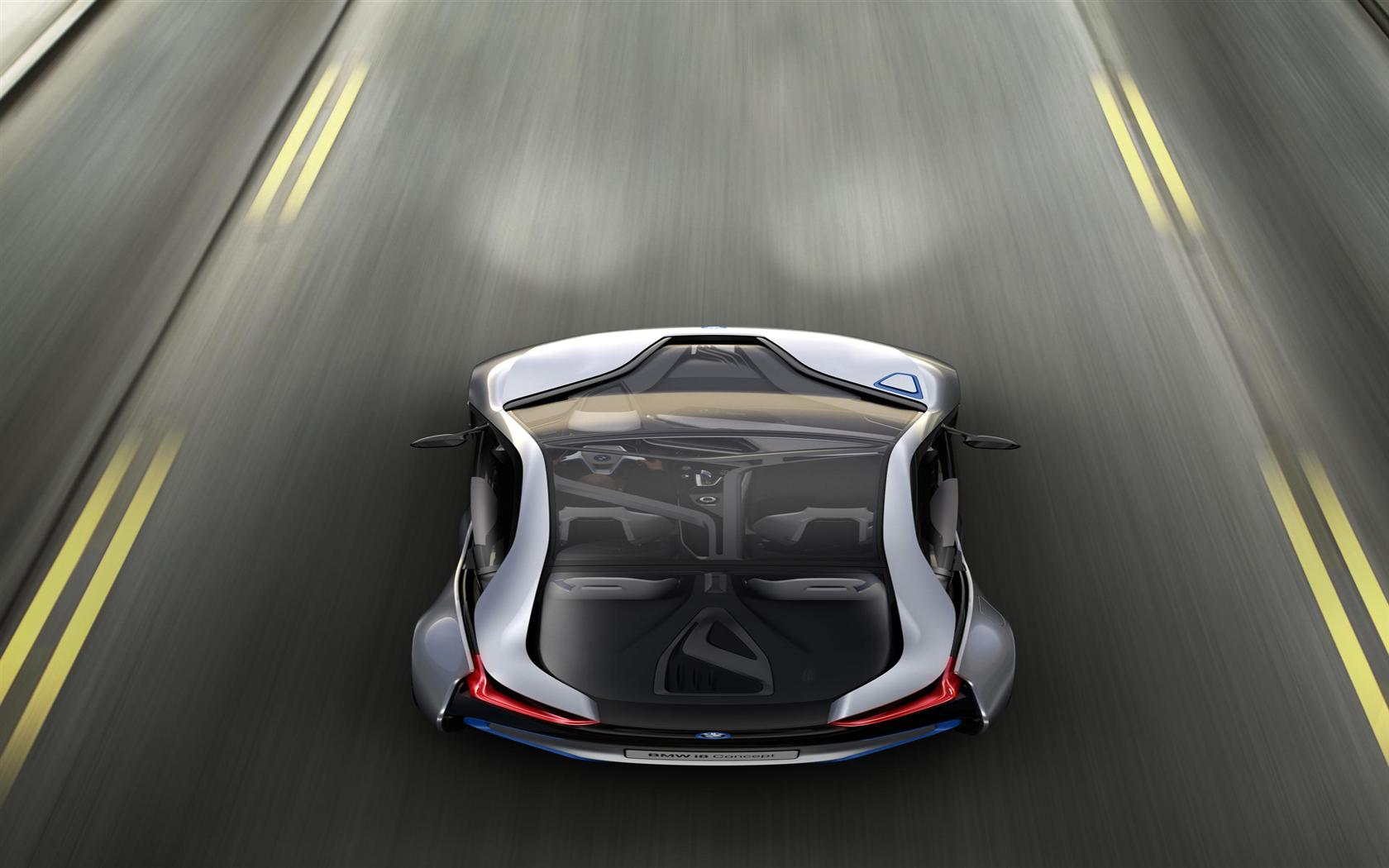 2012 Bmw I8 Concept Image Photo 91 Of 97