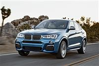 BMW X4 M40i Monthly Vehicle Sales